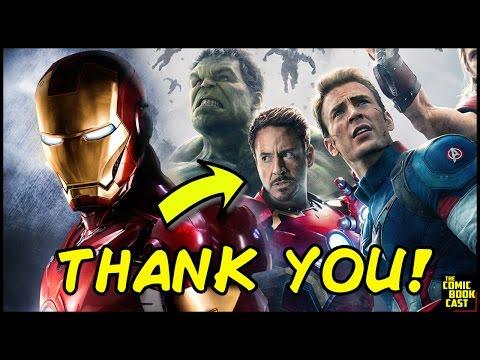Iron Man the Film that Saved Marvel!
