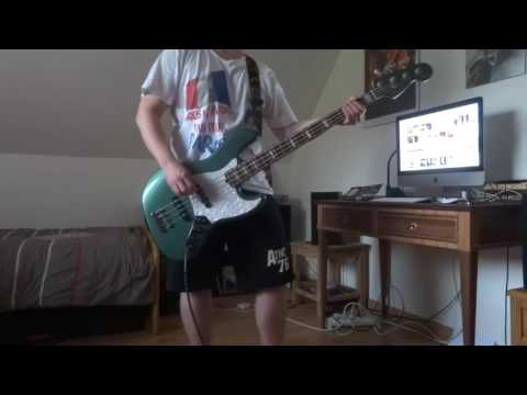 U2 - Elevation (Bass Cover)