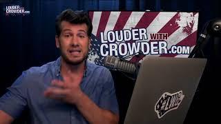Steven Crowder, Debu king Black Lives Matter    Saud Al Saleh