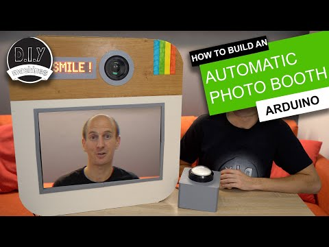 diy-party-photo-booth---low-cost- -arduino- -3d-printable-parts- -weddings- -budget-build- -crafted