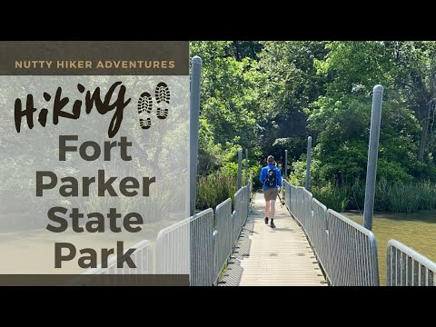 Hiking Fort Parker State Park