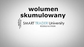 Wolumen Skumulowany cz.3. Wolumen rzeczywisty na Forex! Podążaj za Smart Money