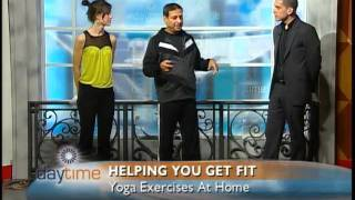 FREE Yoga and Meditation Classes in Brampton / Toronto - as seen on Rogers TV in Jan 2011