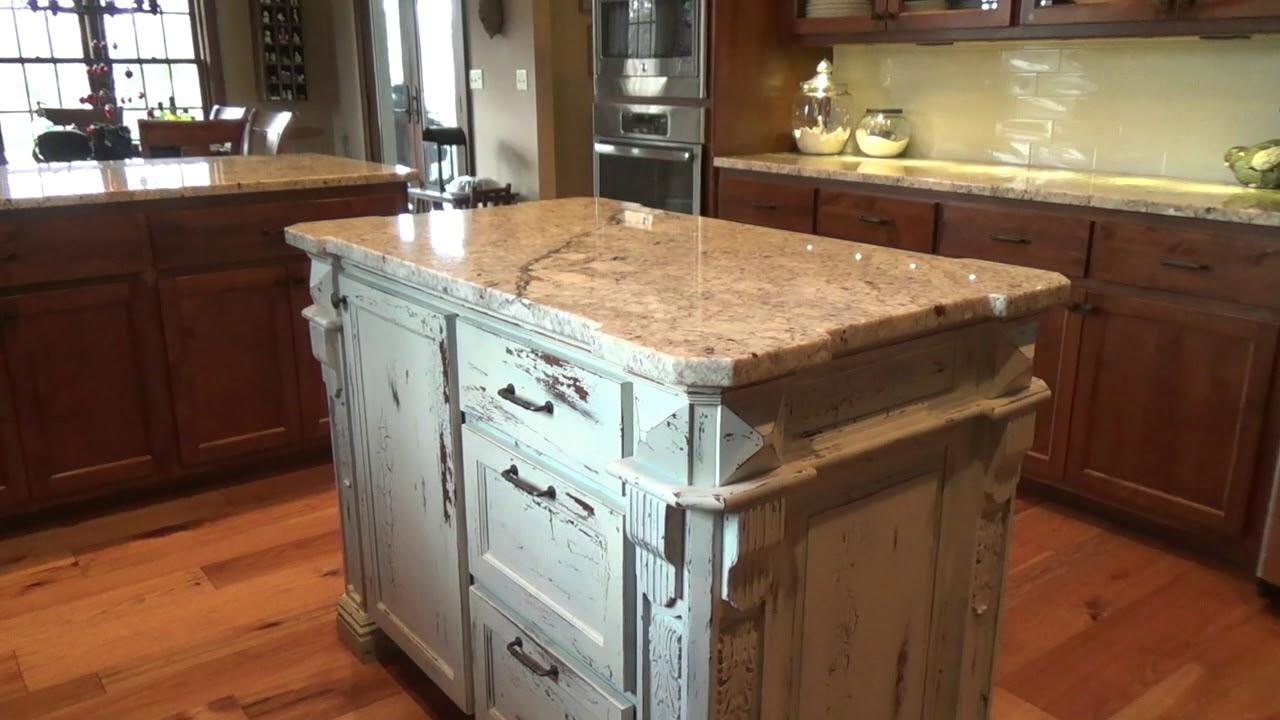 Granite Countertops in Springfield, Missouri   Hawaii Granite Kitchen  Remodel   WilgusIQ Portfolio