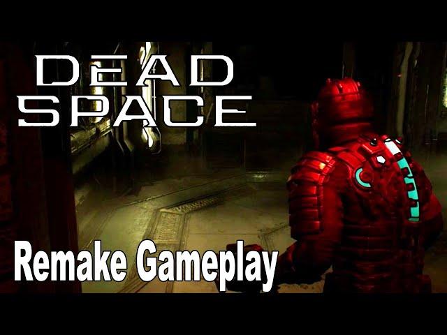 Dead Space Remake (2021) (видео)