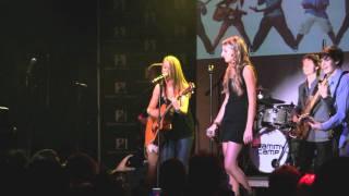 Bria Kelly and Vicki Pritchard - I Love You Dear (original) - Grammy Camp 2011 Showcase Concert