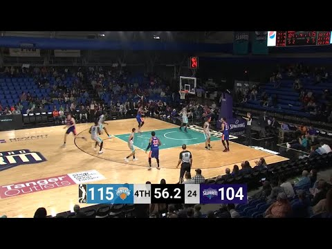 Marcus Paige (17 points) Game Highlights vs. Westchester Knicks