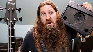 Can a Bass Destroy a 12 Watt Guitar Amp?!?!
