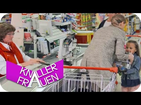 6 Packungen Milch   Knallerfrauen [subtitled]