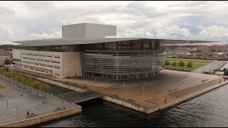 Lydrommet Case-video Operaen