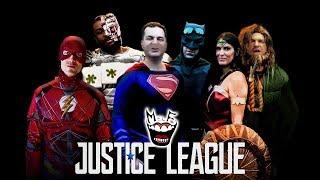 JUSTICE LEAGUE Spoof - Full Epic DC Parody Movie