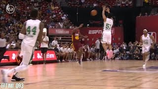 Tremont Waters FULL 2019 Summer League Highlights