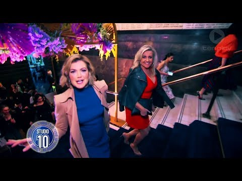 Sarah & Angela Take Melbourne Fashion Week | Studio 10