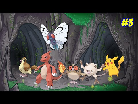 Pokemon Mmorpg #3 Ll Caverna Maldita Ll