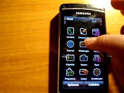 Samsung I8910 hd mit hyperx v11