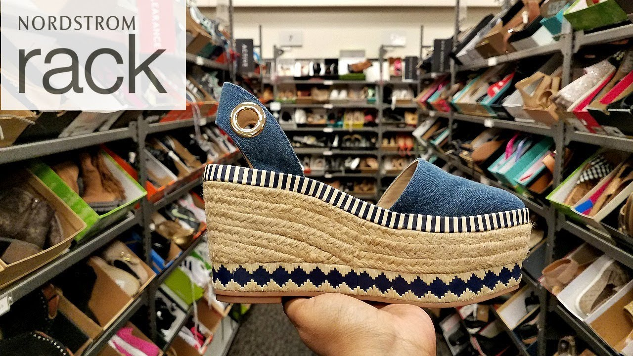c90c992732e Nordstrom Rack SHOP WITH ME SHOES WEDGES TORY BURCH SNEAKERS PUMA WALK  THROUGH JUNE 2018