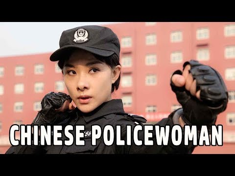 Wu Tang Collection - Chinese Policewoman