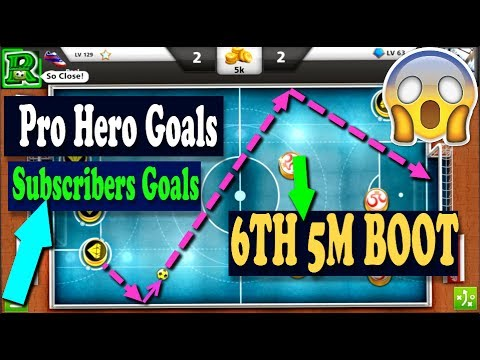 SOCCER STARS Subscribers Top GOALS EVER! Road To 6th France 5M Boot - Final Hard Fight + Tips