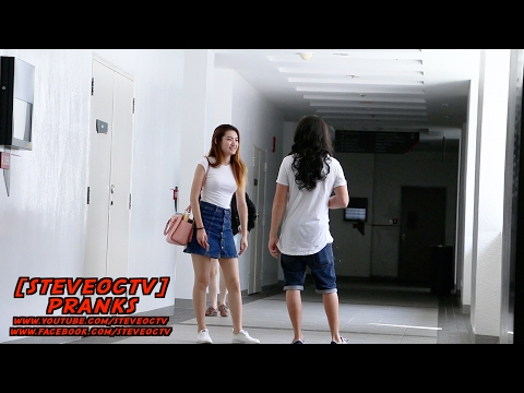 CAN UGLY GUYS GET GIRLS | UGLY MAN PICKING UP GIRLS IN SINGAPORE | MERLION CITY
