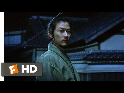 The Blind Swordsman: Zatoichi (2/11) Movie CLIP - Samurai Assassin (2003) HD