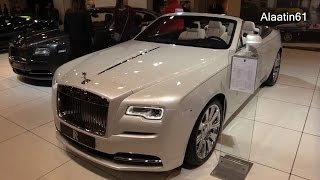 Rolls Royce Dawn 2017 In Depth Review Interior Exterior