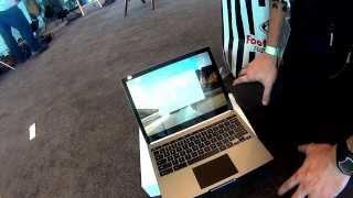 Обзор ноутбука Chromebook Pixel от Google - Обзоры гаджетов 2013