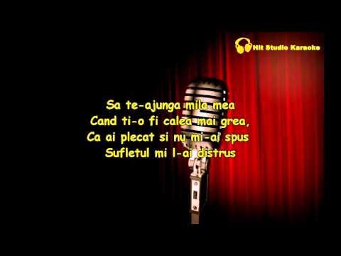 Vali Vijelie - Viata mea , inima mea Karaoke