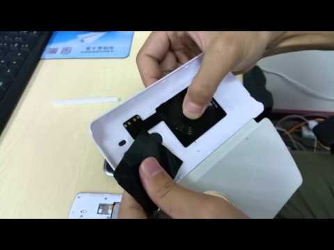 LG G3 PMA wireless charging chip Test Review
