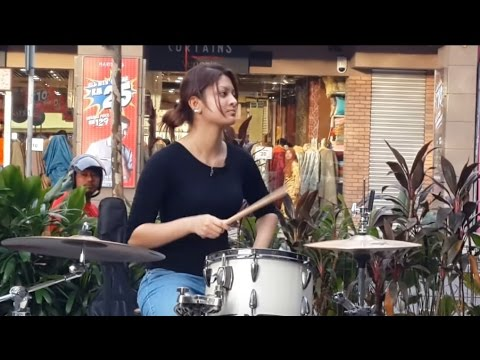 sandiwara cinta-sentuhan buskers feat HERRIN BAND cover republik