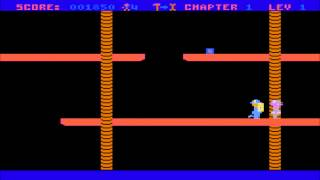 Whistler's Brother for the Atari 8-bit family