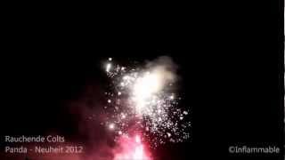 Rauchende Colts - Panda Neuheit 2012