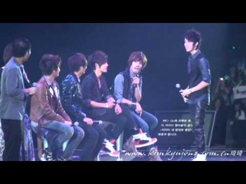 [Eng Sub CC] SS501 Interview 3-1 at Beijing Fanmeeting 090829 (Part 8/12)