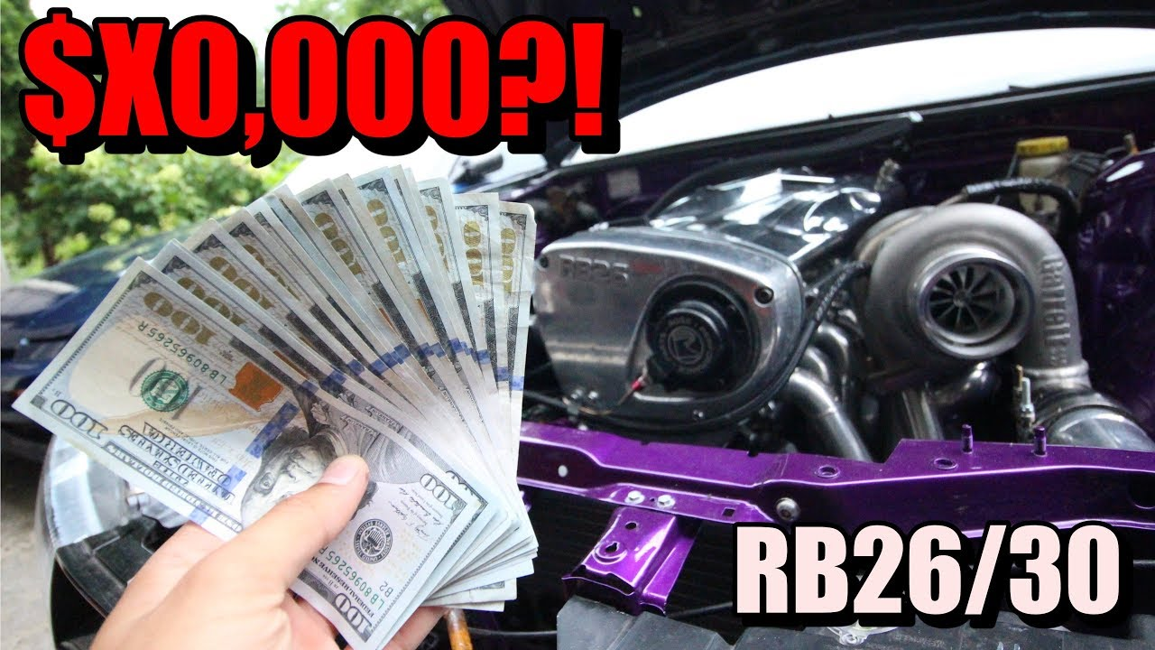 WHY WOULD ANYONE DO THIS | 1000HP RB26/30 Build