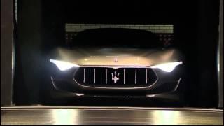 Maserati Alfieri Concept 2014 Videos