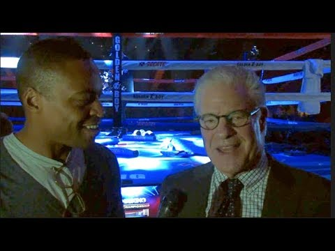 EXCLUSIVE Jim Lampley: GGG Golovkin SLIPPING & DETERIORATING Before Our Eyes!