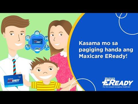 Maxicare EReady Prepaid Health Card