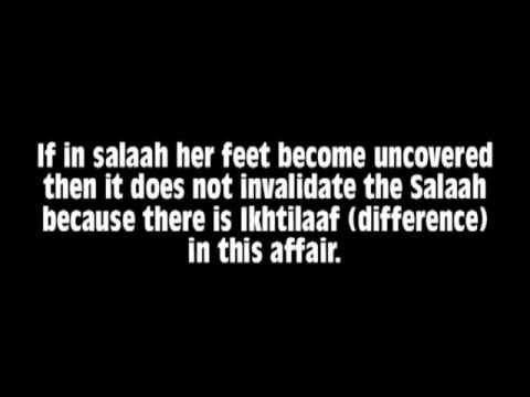 Is Feet of Women Awrah? Shaikh Al-Luhaydaan