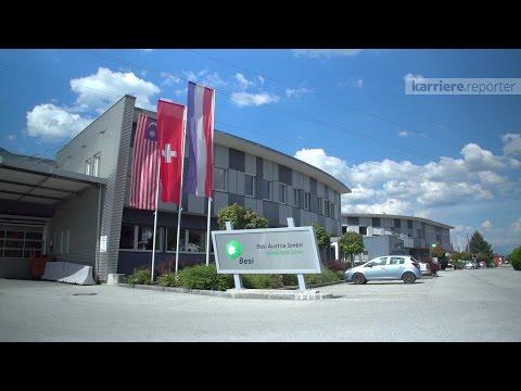 Rundgang durch das Unternehmen Besi Austria GmbH auf karriere.at