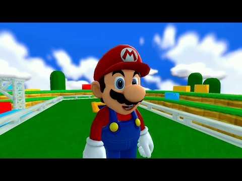 (SFM) I'm the Mario!