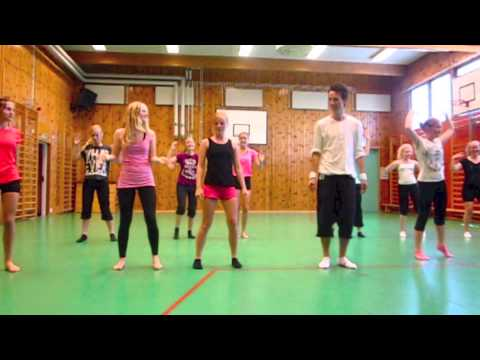 Sweden Sport Academy Dance Camp 2015