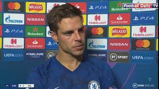 Chelsea vs Valencia 0-1 Post Match Analysis; GOAL: Rodrigo 74'; Azpilicueta Disappointed INTERVIEW