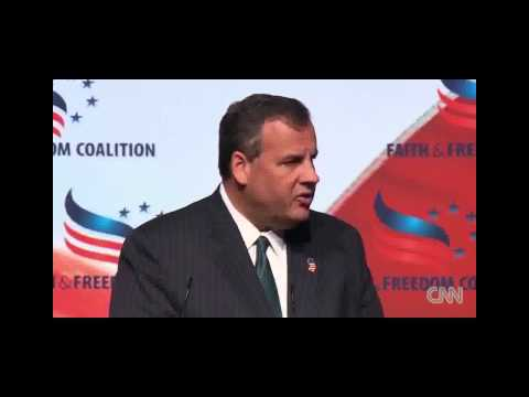 Chris Christie's 'pro life' message his views on abortion and drug addiction   LoneWolf Sa