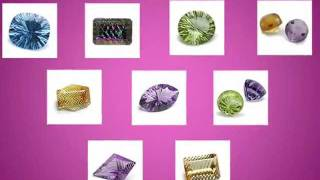 Gemstones Cuts and Shapes