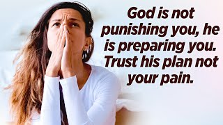 TRUST GOD'S PLAN   Y๐ur Pain Will Not Be In Vain