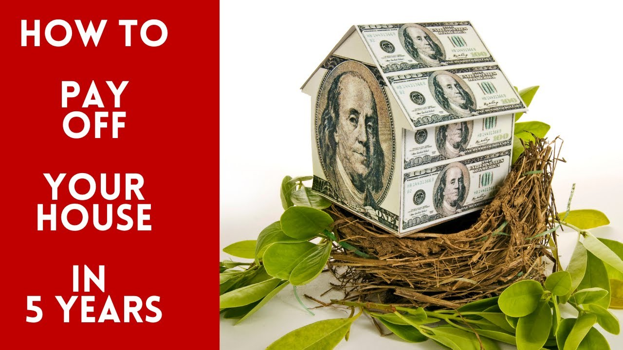 How to Pay Off 30 year Mortgage in 5-7 Years.