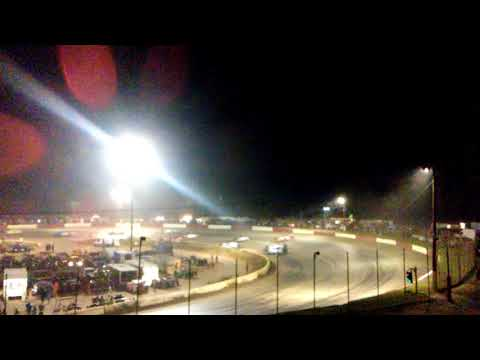 8/26/2017 Ultimate Super Late Models at Senoia Raceway