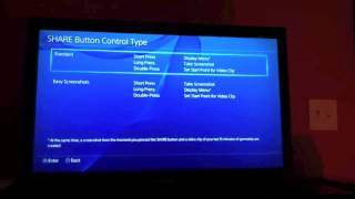 PS4 Firmware 1.7 Clip Sharing made easy.