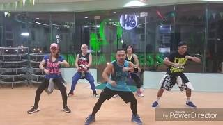 El teke teke by Crazy Design| Zumba Fitness by zin James A. And Zumba North Team