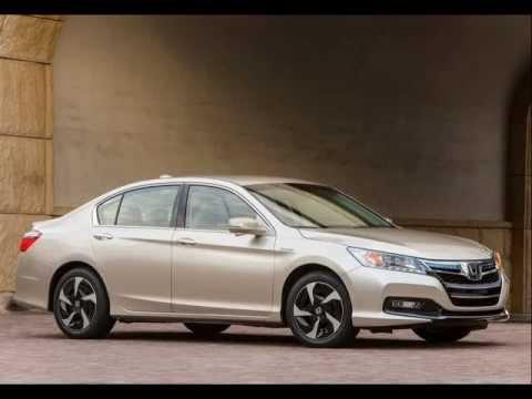 2014 Honda Accord Phev Youtube