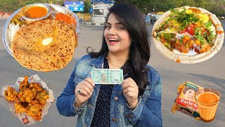 Living on Rs 50 for 24 HOURS Challenge | Food Challenge